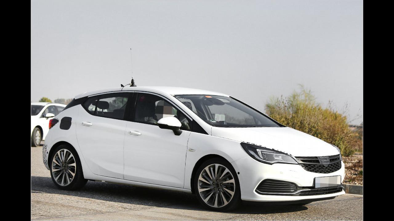 Opel Astra Sport / GSI