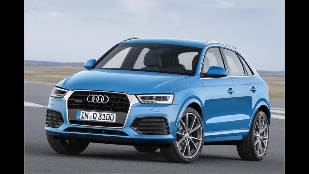 SUV: Audi Q3
