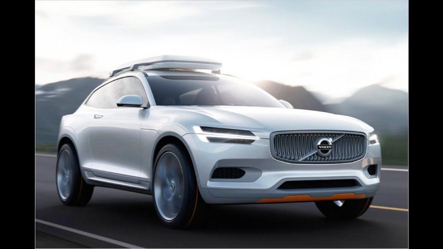 Volvo: Concept XC Coupé