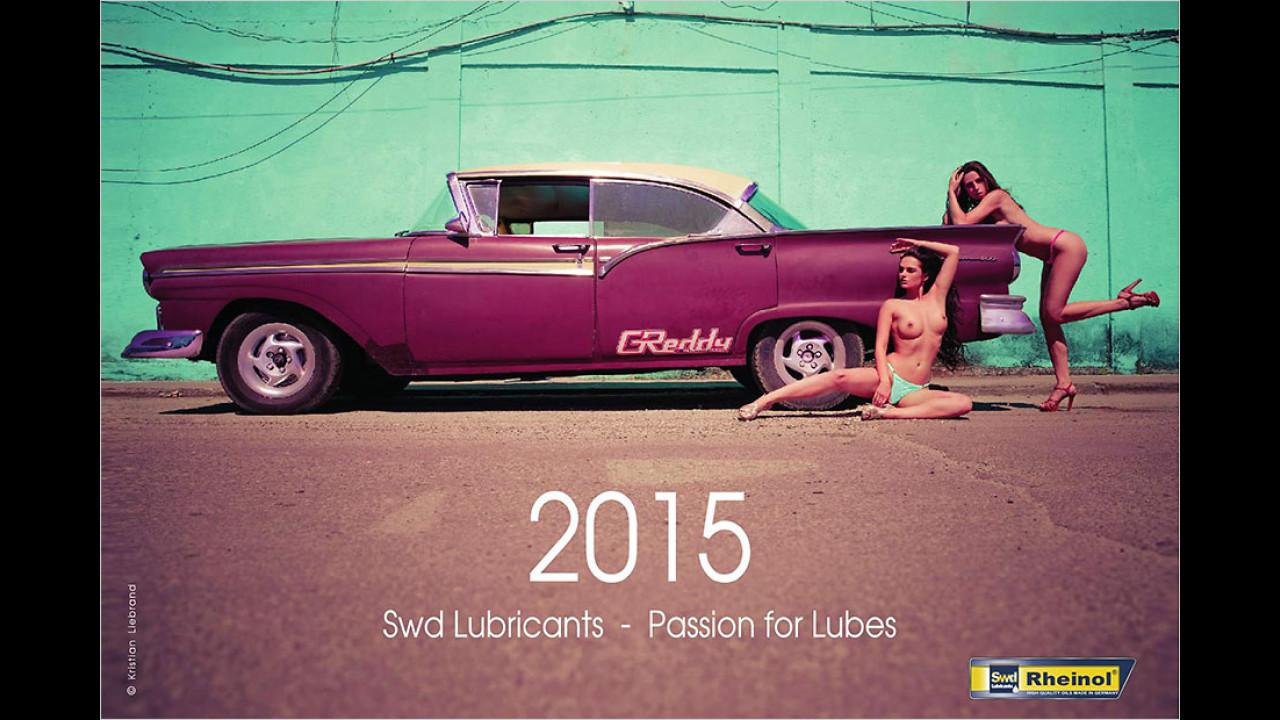 Scharfe Girls und rassige Oldies unter der Sonne Kubas