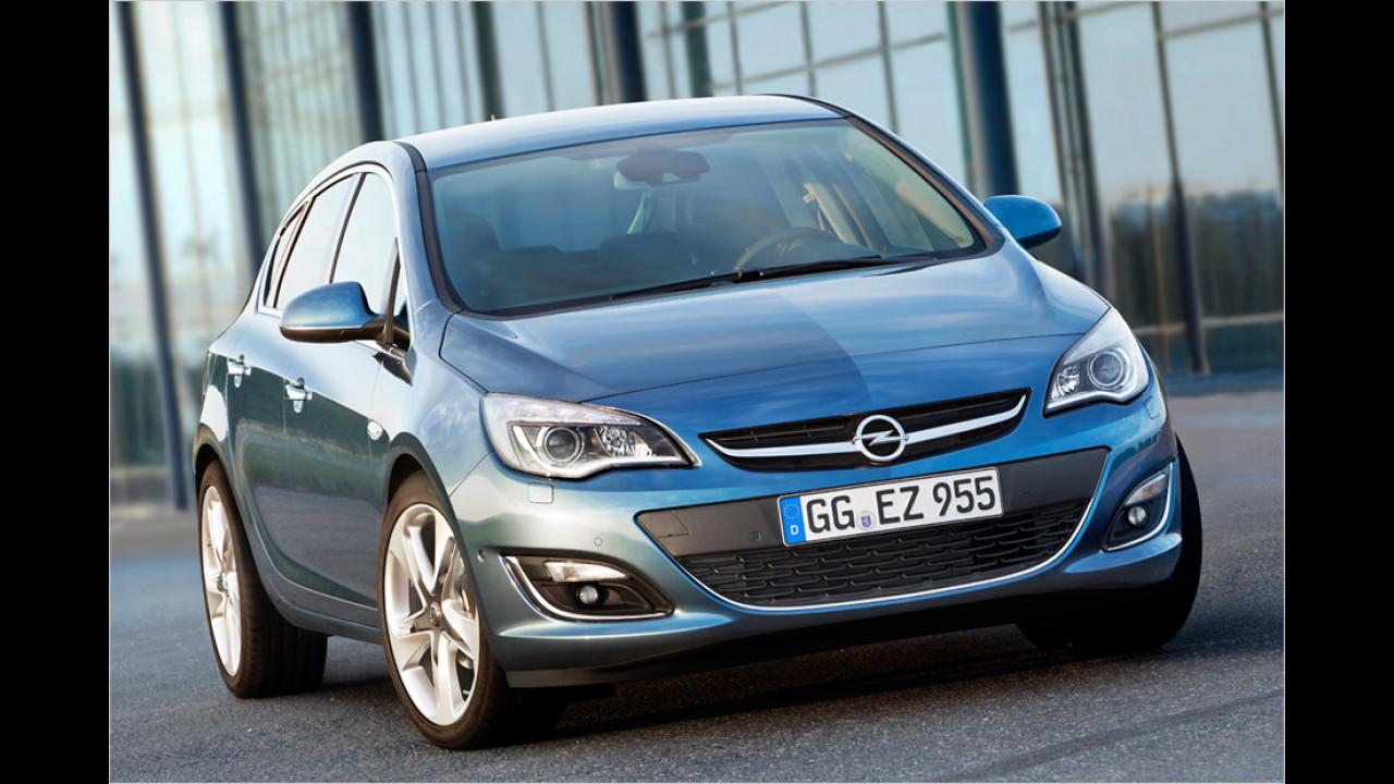 Opel Astra Fun