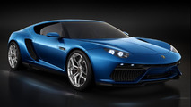 Lamborghini Asterion concept roars to life [video]