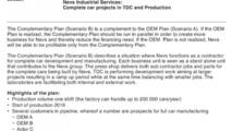Saab / NEVS reorganization plan
