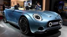 MINI Superleggera Vision concept at 2014 Paris Motor Show