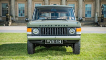 First Range Rover