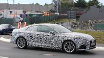 2017 Audi S5 Coupe spy photo