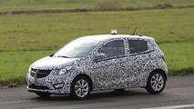 2016 Opel Karl / Vauxhall Viva spy photo