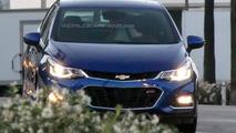 2016 Chevrolet Cruze spy photo