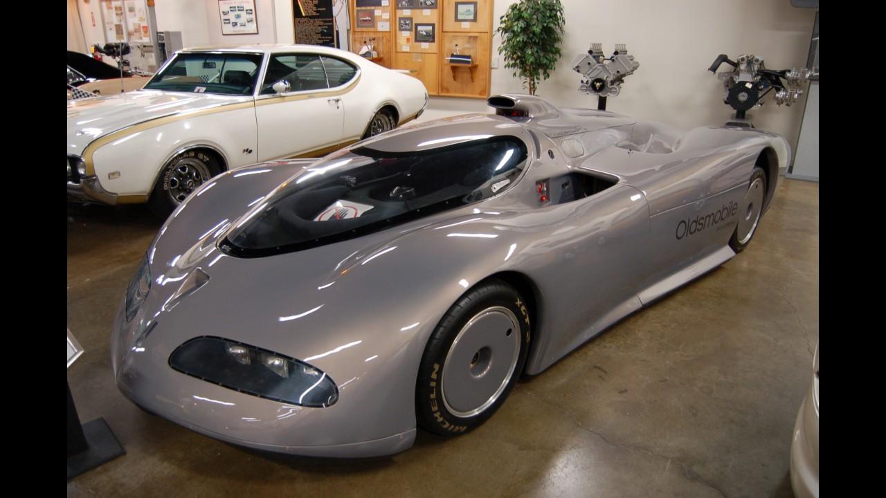 Oldsmobile Aerotech Concept