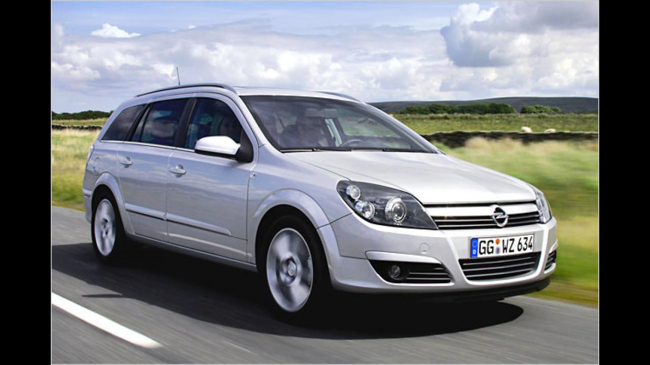 Opel Astra Caravan 1.4 LPG ecoFlex Selection