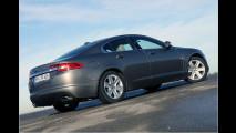 Jaguar XF Diesel im Test