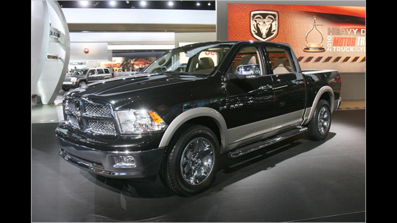 Platz 17: Dodge Ram