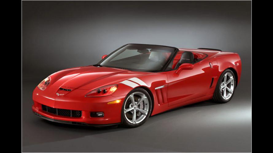 Corvette Grand Sport: Neuauflage des 60er-Jahre-Klassikers