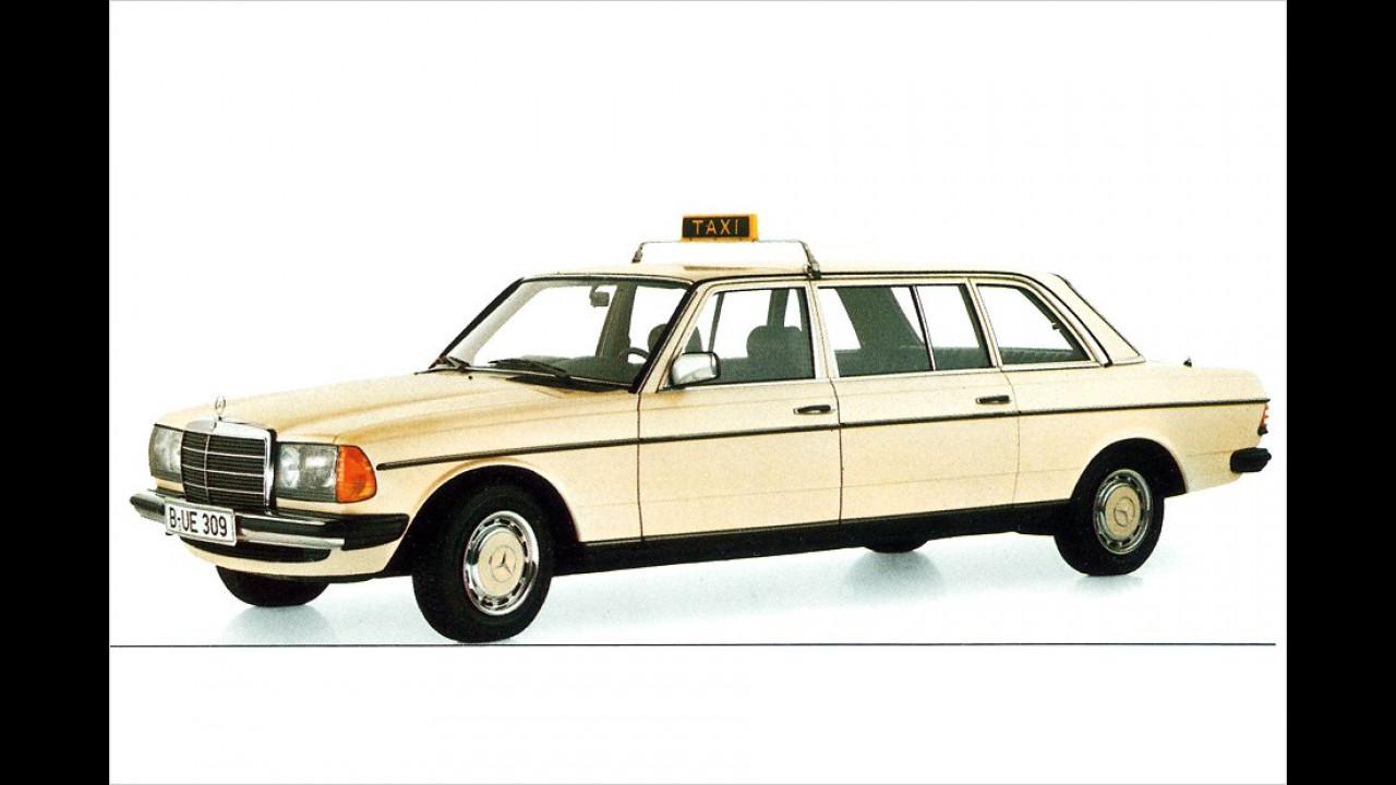 Mercedes 240 D Langversion (1982)