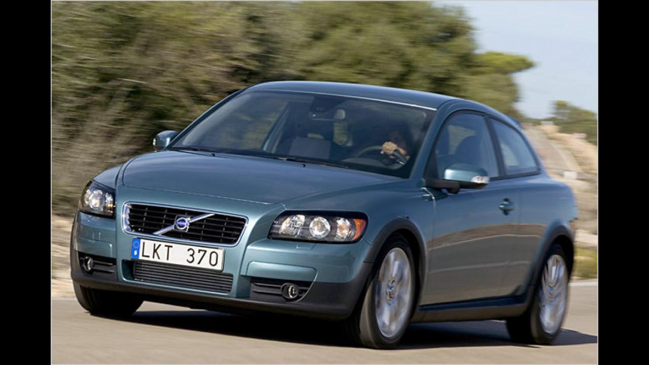 Volvo C30, S40, V50, C70, V70, S80, XC60, XC70