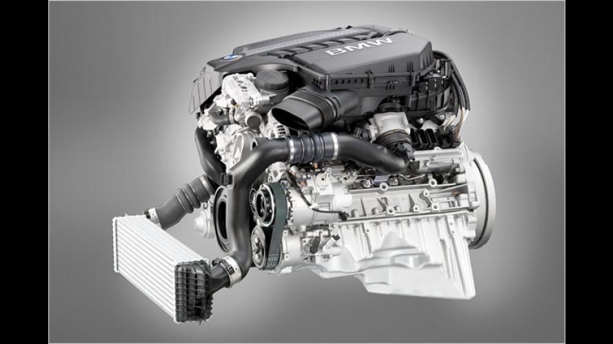 Neu bei BMW: Zwei Sechszylinder und eine Automatik