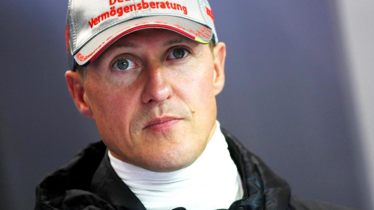Michael Schumacher 31.08.2012 Belgian Grand Prix