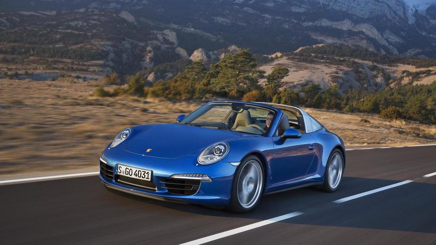 Porsche 911 Targa Turbo headed to Geneva - report