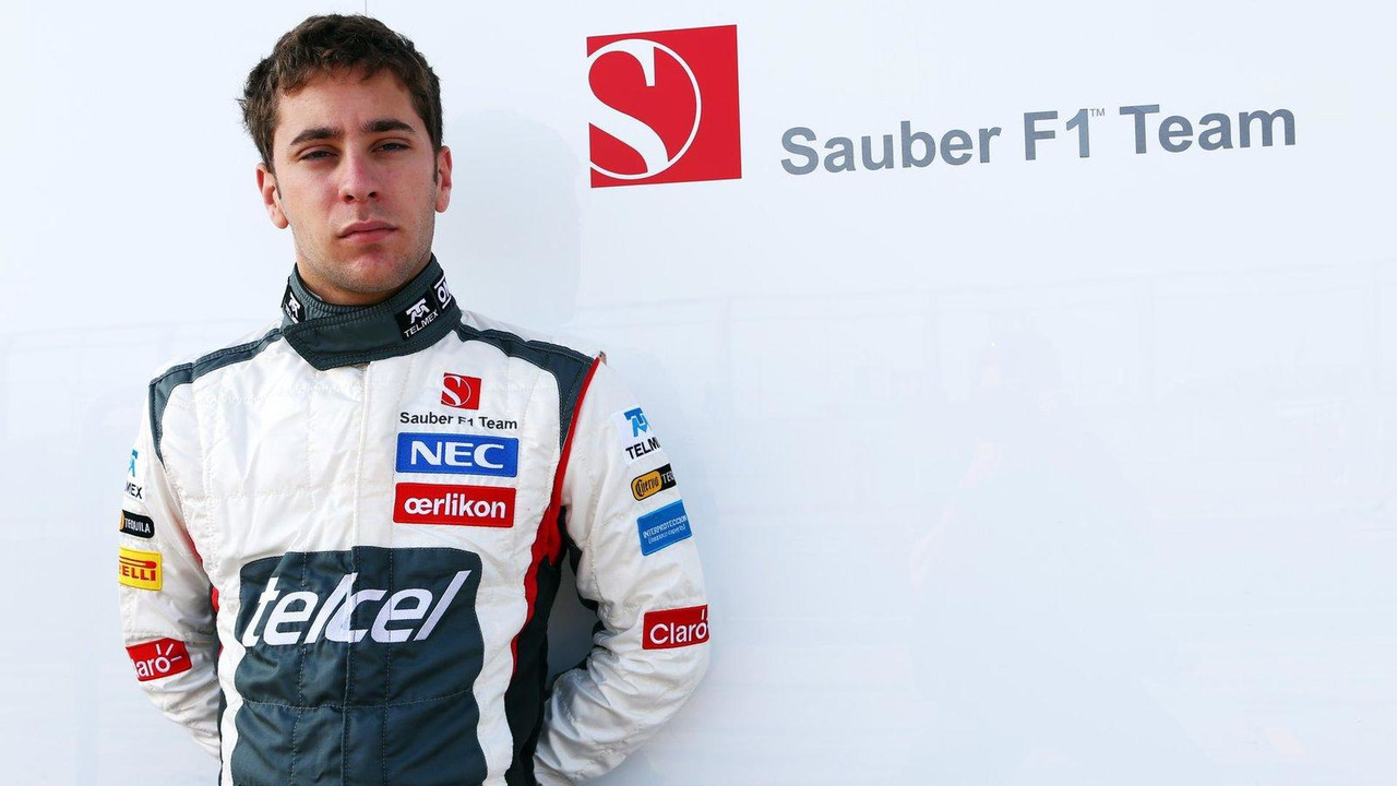 Robin Frijns 18.07.2013 Formula One Young Drivers Test, Day 2, Silverstone, England