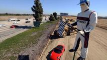 Porsche Los Angeles Experience Center 15.10.2013