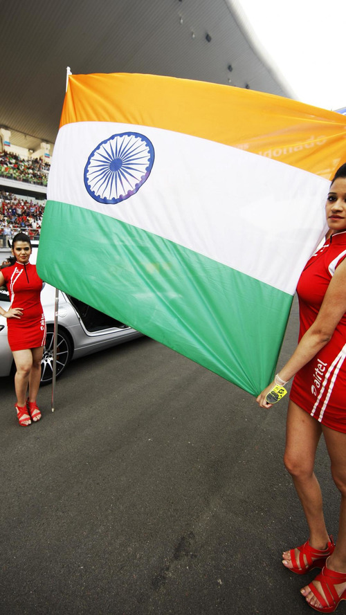 Official fears 2013 to be India's last GP