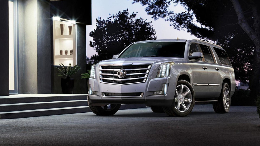 Cadillac Escalade could gain diesel & VSport variants - report