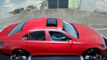 Toyota driving simulator