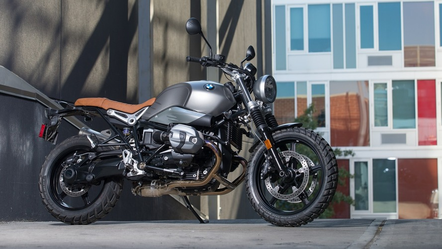 First Ride: 2017 BMW R nineT Scrambler