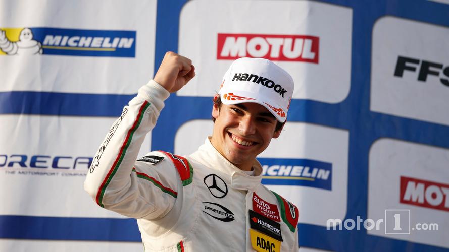 F3 - Lance Stroll sacré champion d'Europe à 17 ans, mûr pour la F1 en 2017 ?