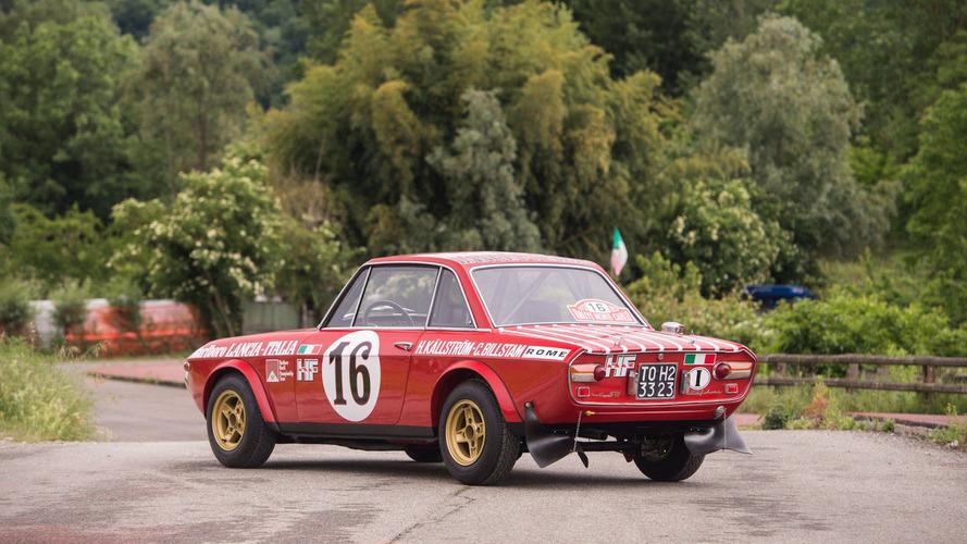 1970 Lancia Fulvia Ralli Otomobili eBay