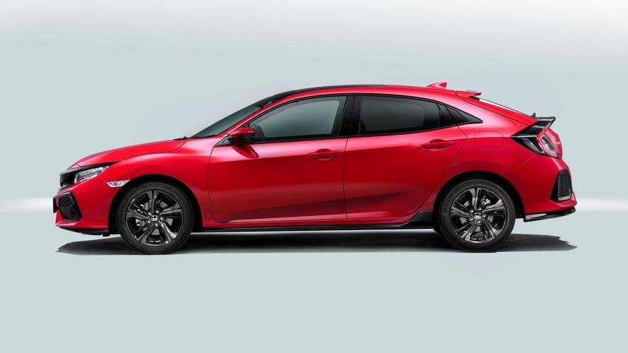 2017 Honda Civic 10ème génération version européenne