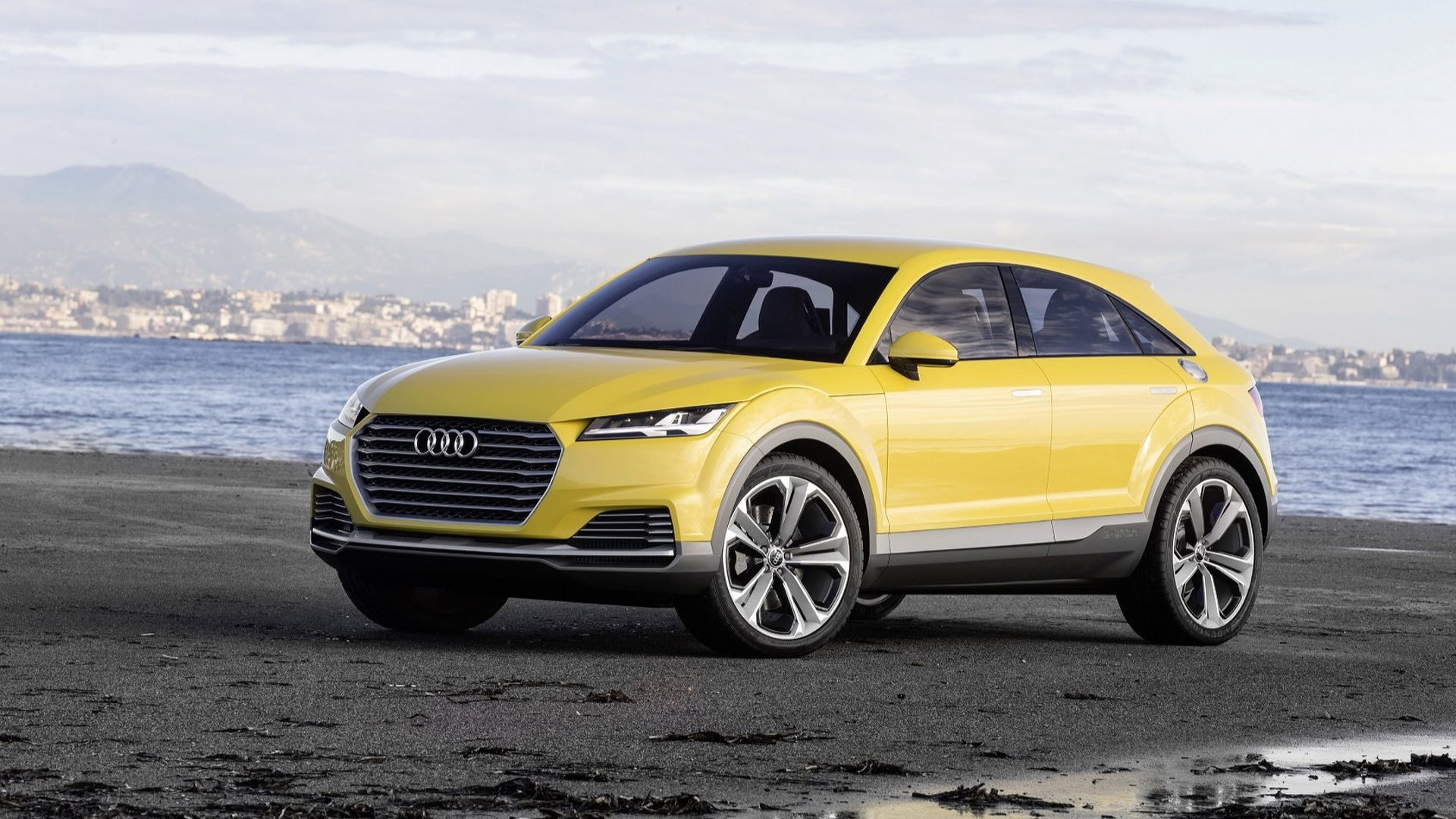 audi submits q4 trademark for possible hybrid coupe suv. Black Bedroom Furniture Sets. Home Design Ideas