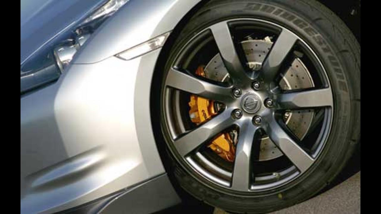 Nissan GT-R – Montadora confirma o superesportivo no Salão do Automóvel