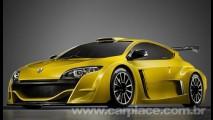 Novo Renault Mégane Trophy - Versão de competição homologada pela FIA