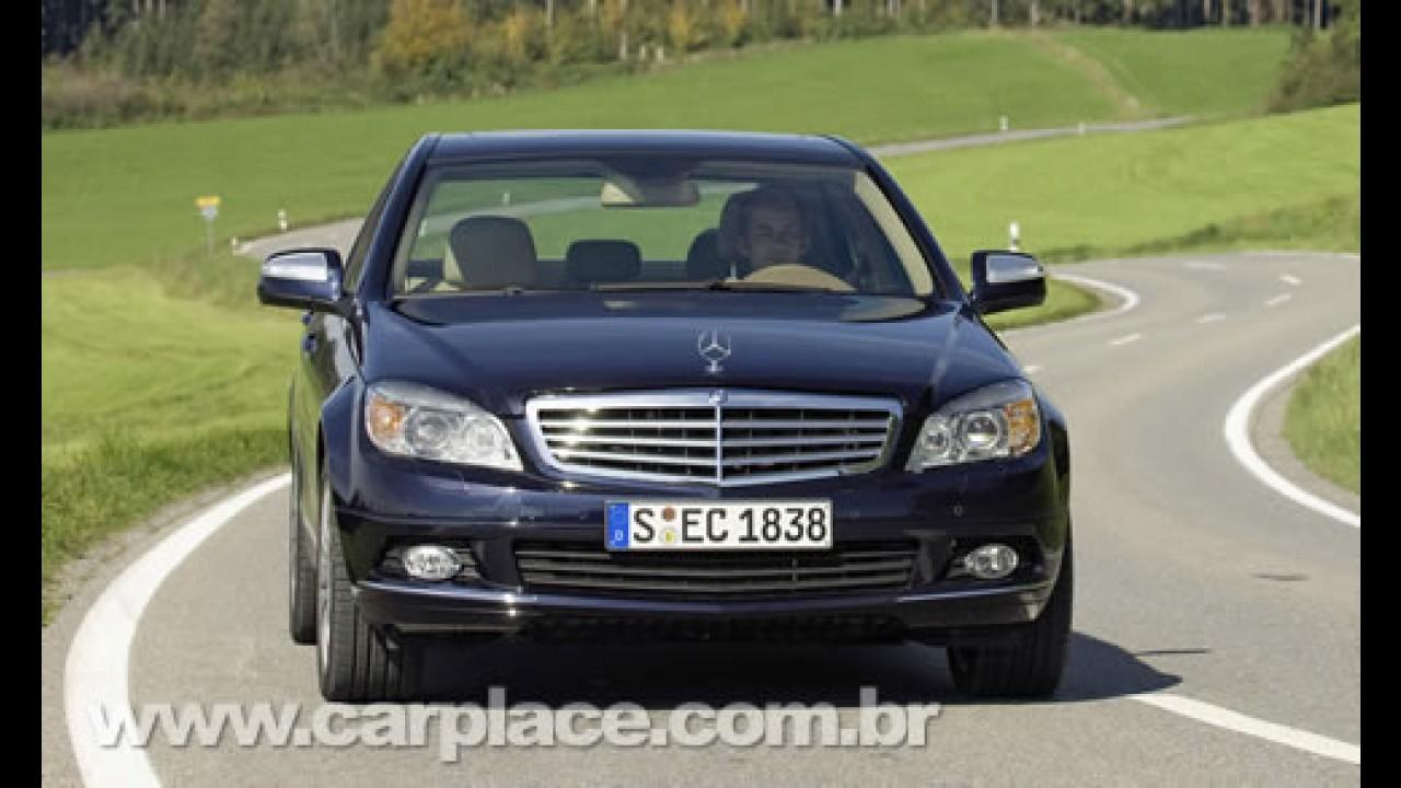 Mercedes-Benz atinge a marca de 500 mil unidades vendidas do Novo Classe C