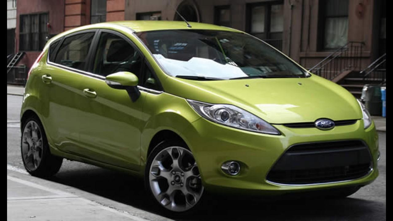 Apostando nos Compactos: Ford registra lucro de US$ 2,3 bilhões no segundo trimestre