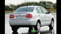 Volkswagen Polo ganha novo pacote de segurança