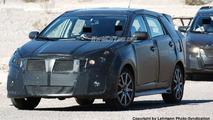 SPY PHOTOS: New Toyota Corolla Verso