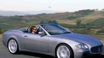 SPY PHOTOS: New Coupes from Maserati
