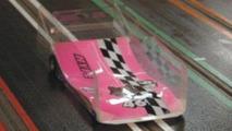 Wing slot car at Autorataharrastajat, 400, 17.01.2012
