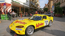 Zakspeed Dodge Viper race car for the road