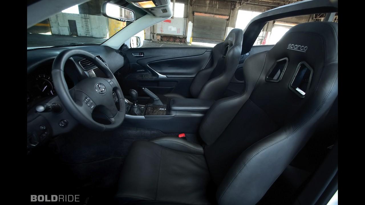 Lexus IS 350C by 0-60 Magazine & Design Craft