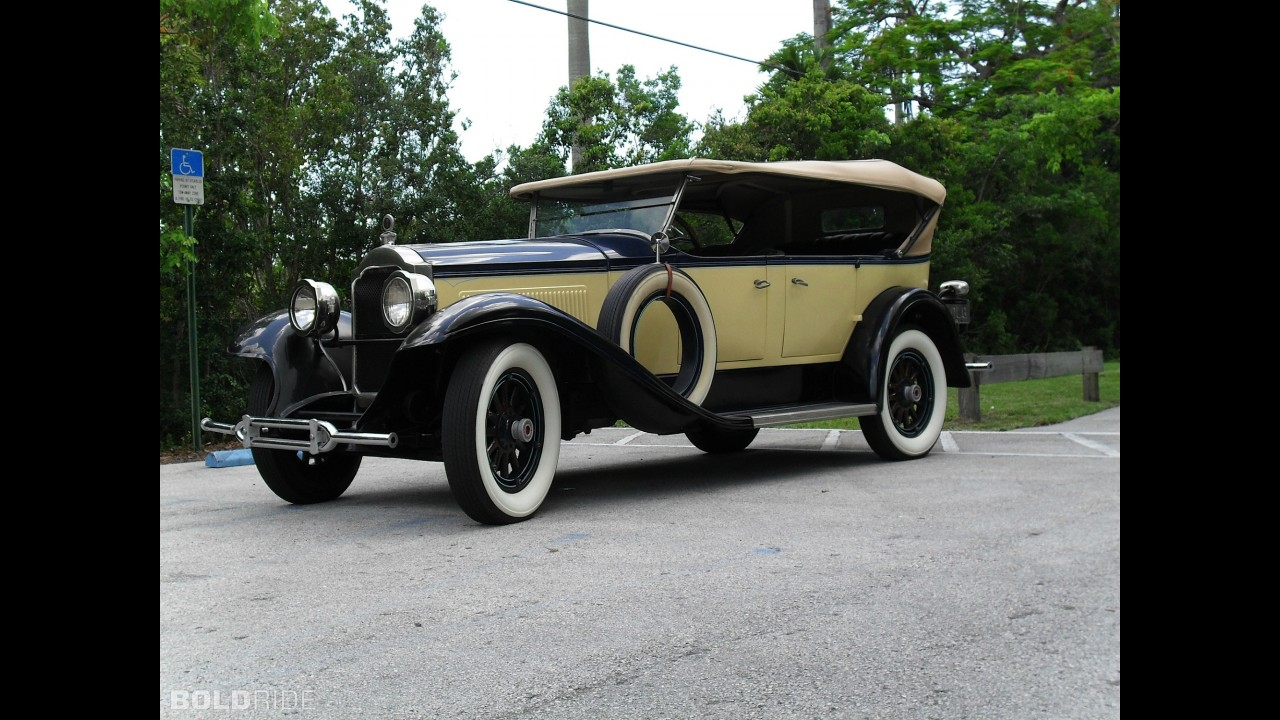 Packard Single Six Touring