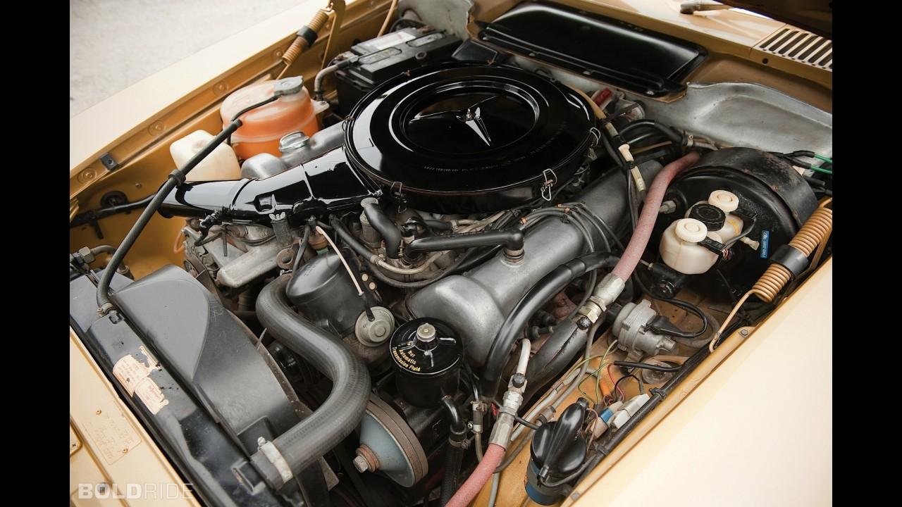 Mercedes-Benz 450 SL Roadster
