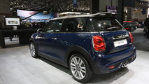 Mini 3 portes 2017 Mondial de l'Automobile