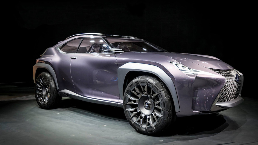 Lexus Execs Pushing For Tiny UX Crossover In The U.S.