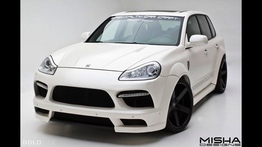 Misha Designs Porsche Cayenne Wide Body Kit
