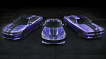 2016 Dodge Viper, Challenger Hellcat and Charger Hellcat