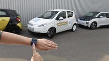 ZF Smart Urban Vehicle concept