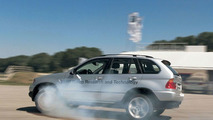 BMW X5 research vehicle